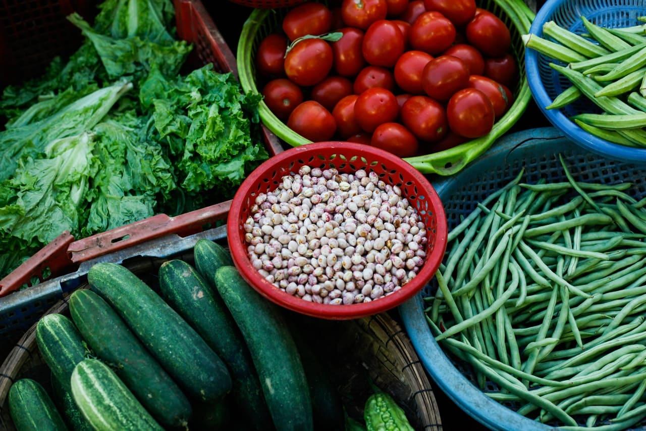 大暑要吃什麼:清淡飲食,多吃當季瓜果豆類配圖