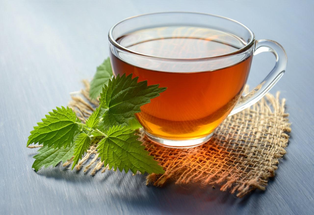 紫蘇薄荷茶|抗菌、抑制病毒,緩解久咳痰多